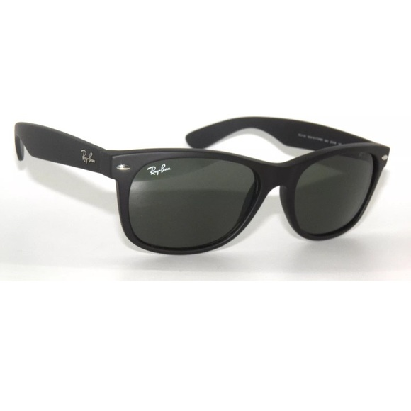Ray-Ban Accessories   Rayban Sunglasses 2132 Rubber Black Frame ...